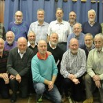 Choir Photo Movember 2013