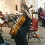 Nia Williams, Cellist (Crynant)