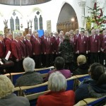 TMVC Annual Carol Concert 2017 - the boys