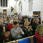 The audience - TMVC 2017 Annual Carol Concert